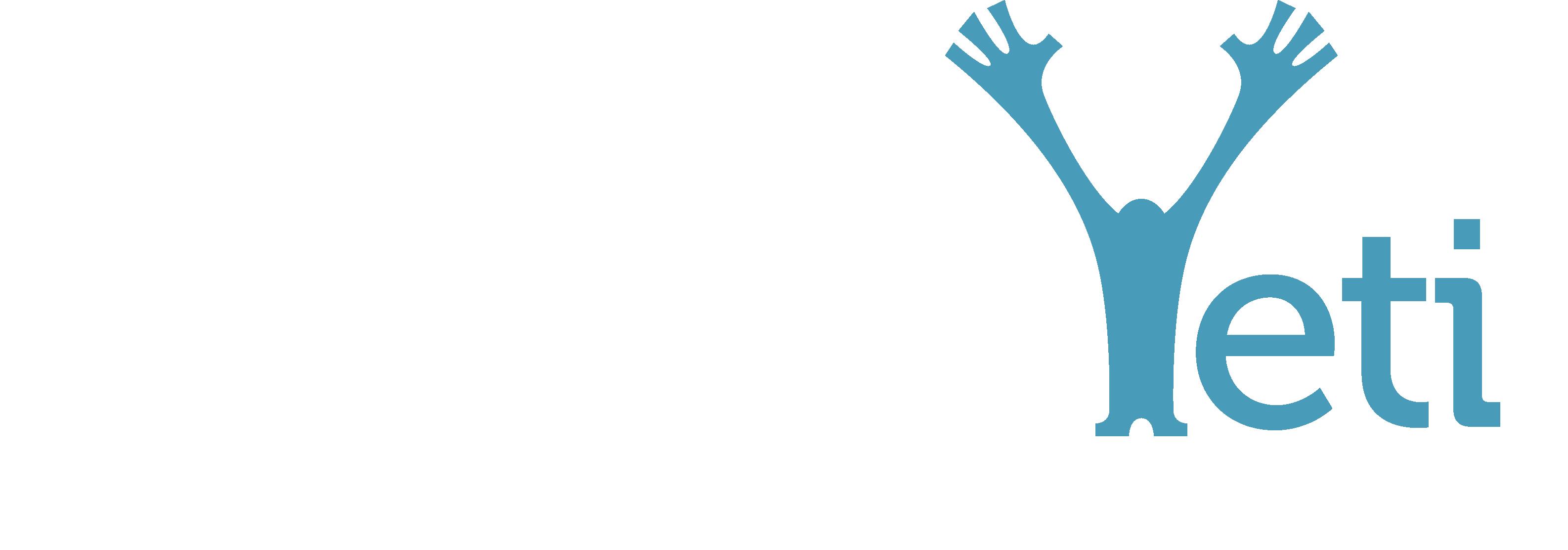 Spotted Yeti Media Video Production Cincinnati Logo on Black
