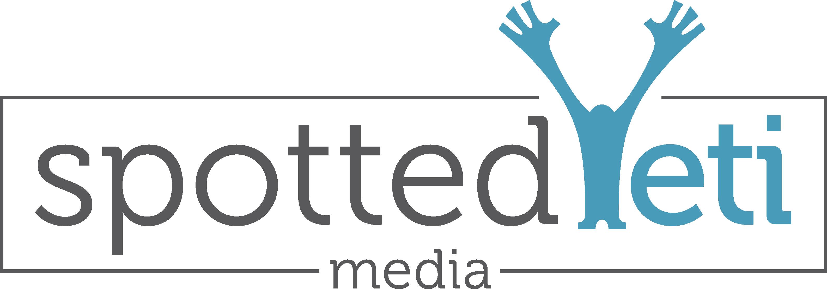 Spotted Yeti Media Video Production Cincinnati Primary Logo