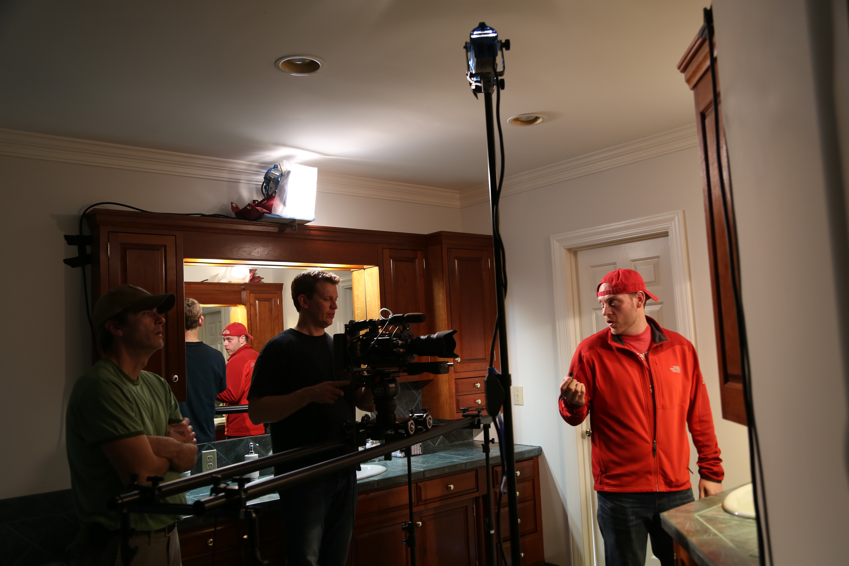 Spotted Yeti Media Video Production Cincinnati Action Streamer