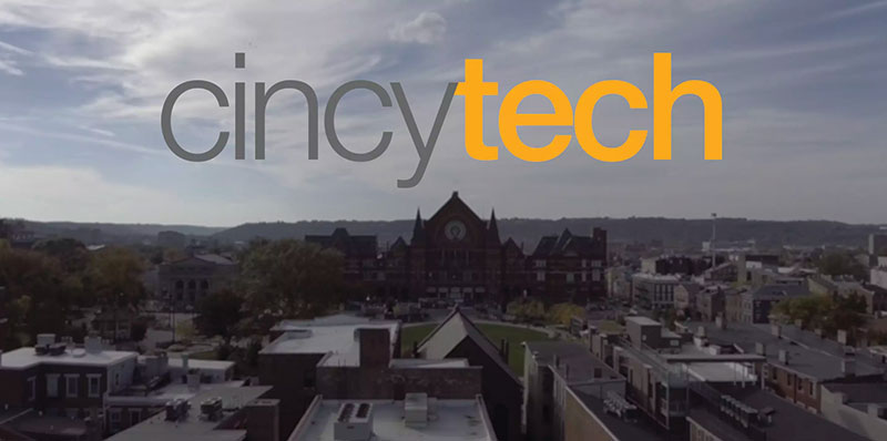 Spotted Yeti Media Video Production Cincinnati CincyTech 2016