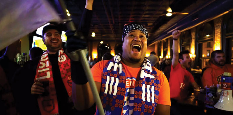 Spotted Yeti Media Video Production Cincinnati REDI