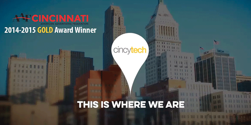 Spotted Yeti Media Video Production Cincinnati CincyTech 2014