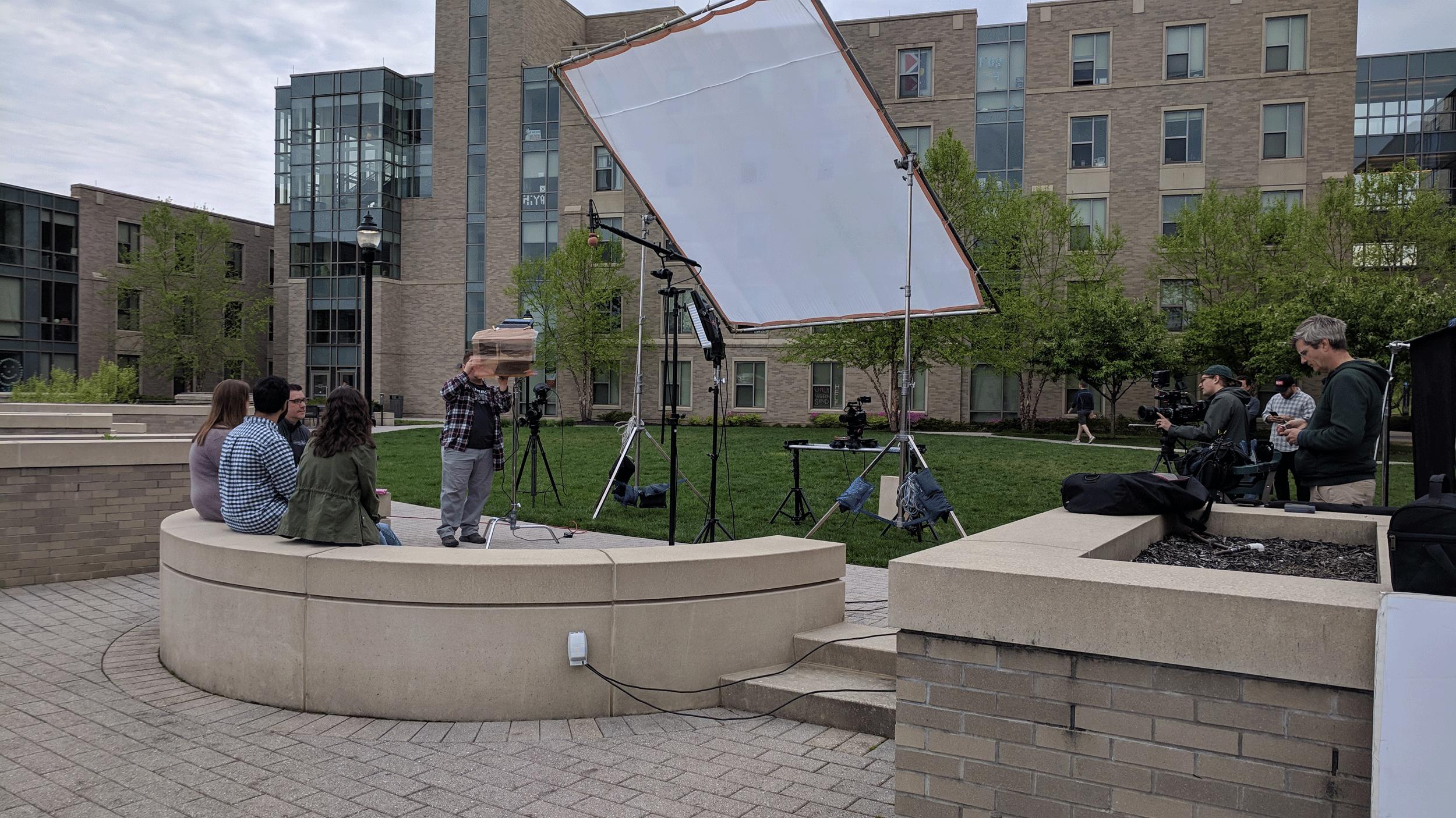 Video-Agency-Cincinnati_Xavier-Production