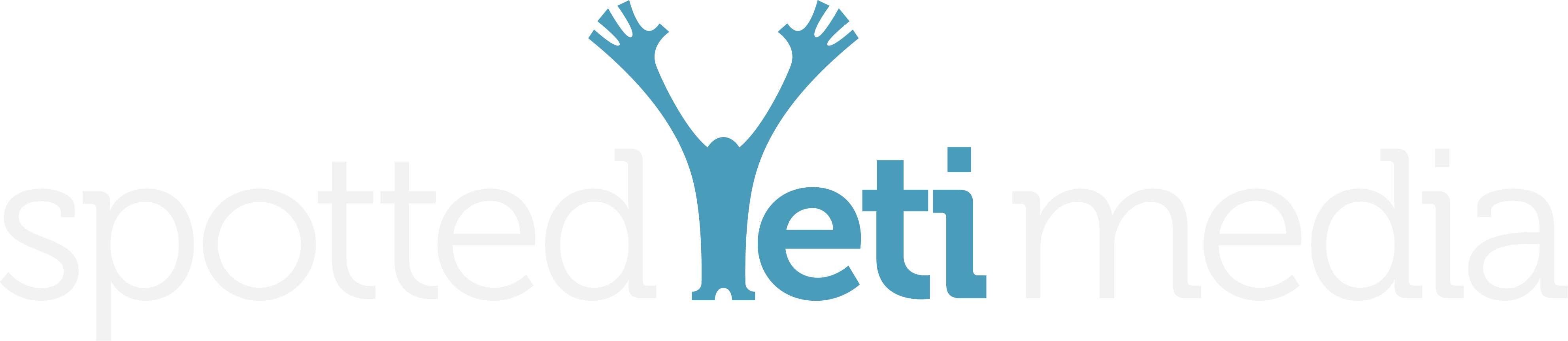 Spotted Yeti Media Video Production Logo