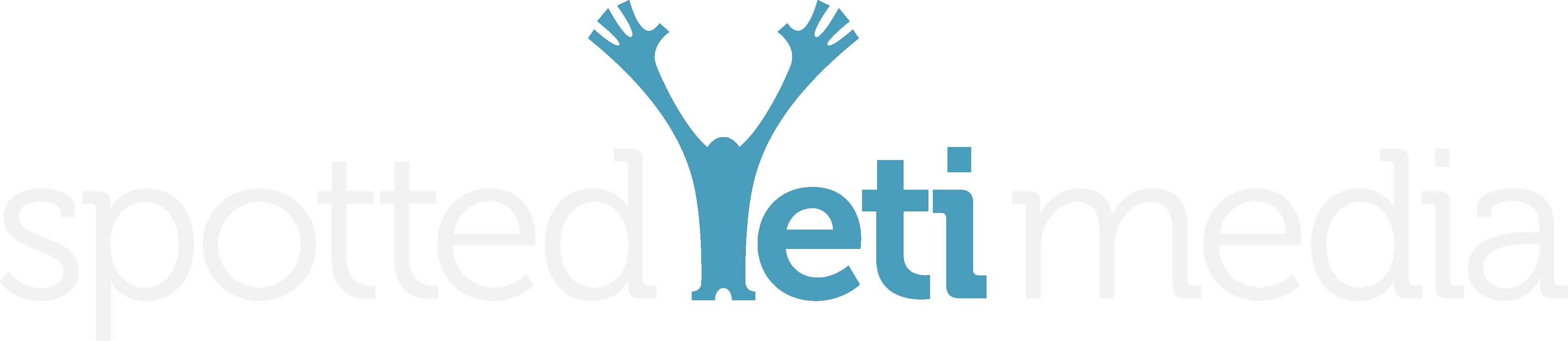 Spotted Yeti Media Video Production Logo